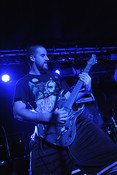 Fotos: The Black Dahlia Murder & Despised Icon in Aschaffenburg