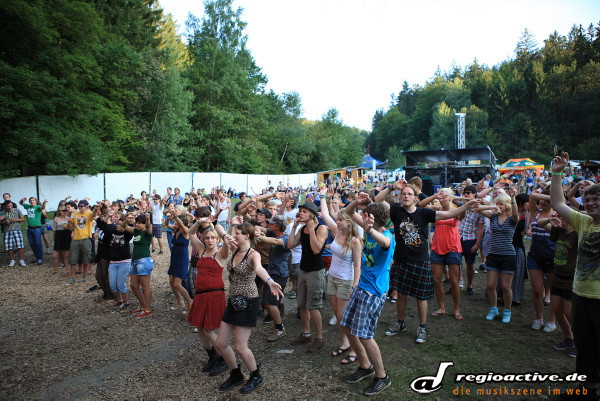 Soundition (live auf dem Sound of the Forest Festival-Samstag 2010)