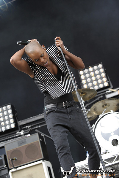 Skunk Anansie (Live beim 25. Rock am See in Konstanz 2010)